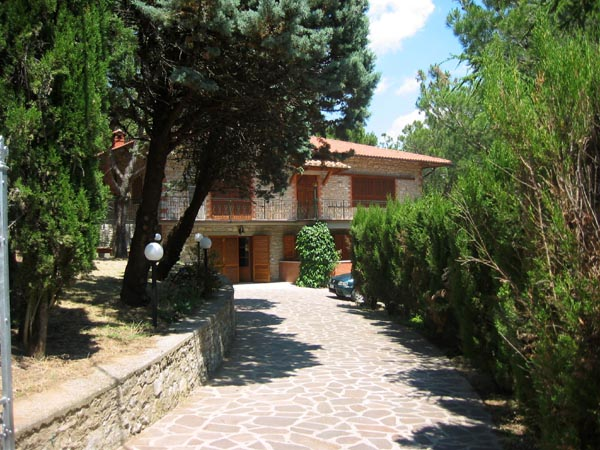 VILLA PINETA in Umbria