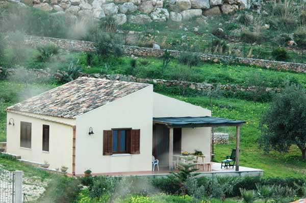 VILLA MIMOSA, lovely villa near the sea in Scopello